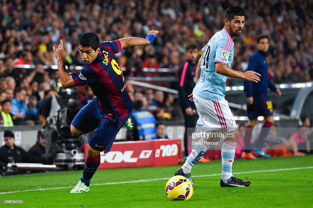 FC Barcelona v Celta Vigo - La Liga : News Photo