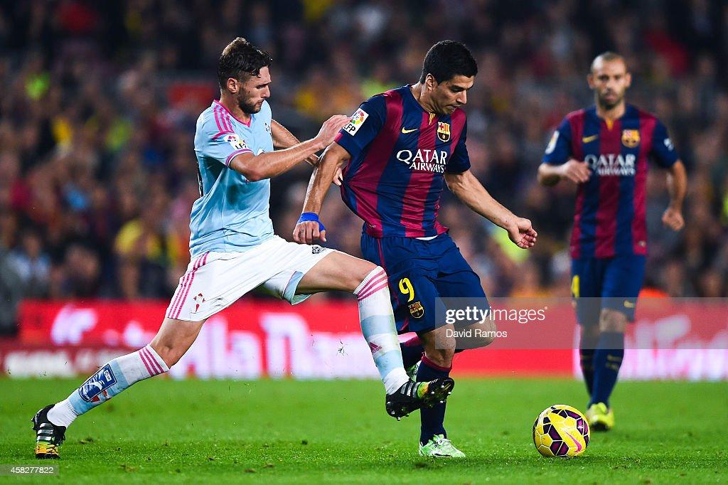 FC Barcelona v Celta Vigo - La Liga : News Photo