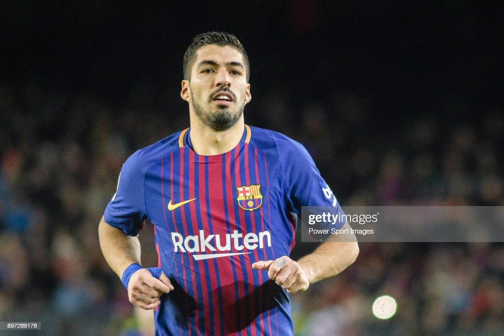 La Liga 2017-18 - FC Barcelona vs Deportivo La Coruna : Foto di attualità