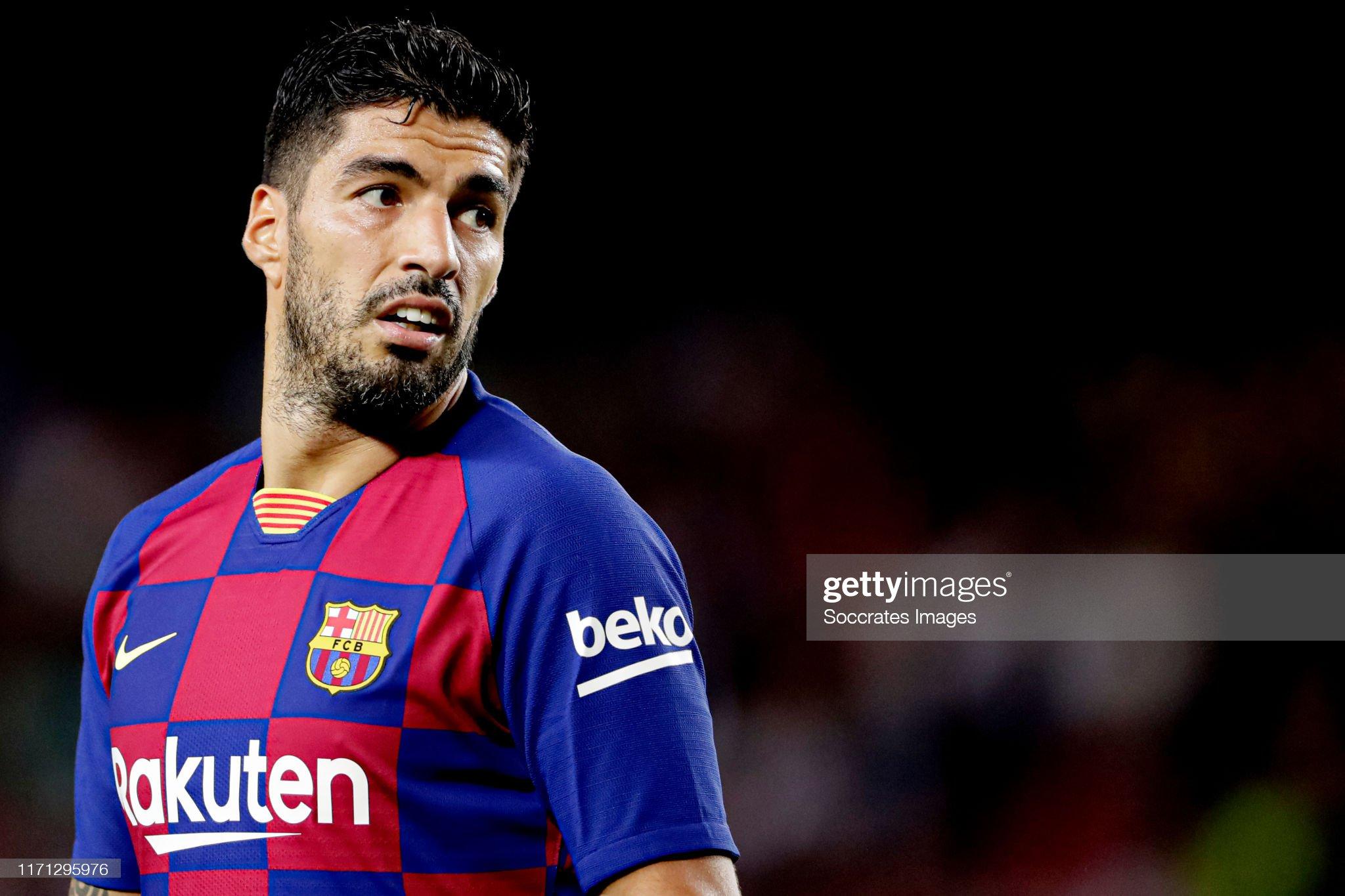 صور مباراة : برشلونة - فياريال 2-1 ( 24-09-2019 )  Luis-suarez-of-fc-barcelona-during-the-la-liga-santander-match-fc-v-picture-id1171295976?s=2048x2048