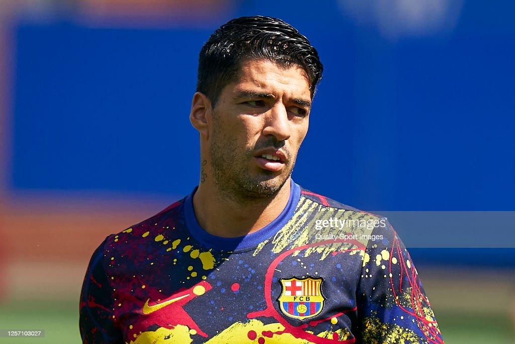 Deportivo Alaves v FC Barcelona  - La Liga : News Photo