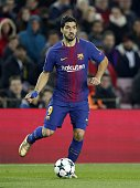luis suarez fc barcelona during uefa