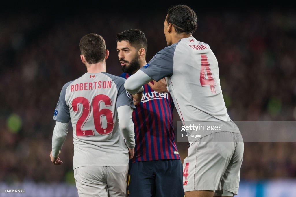 FC Barcelona v FC Liverpool - UEFA Champions League Semifinal : News Photo