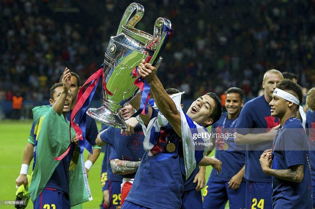 "Champions League final - ""Barcelona v Juventus"" : News Photo"