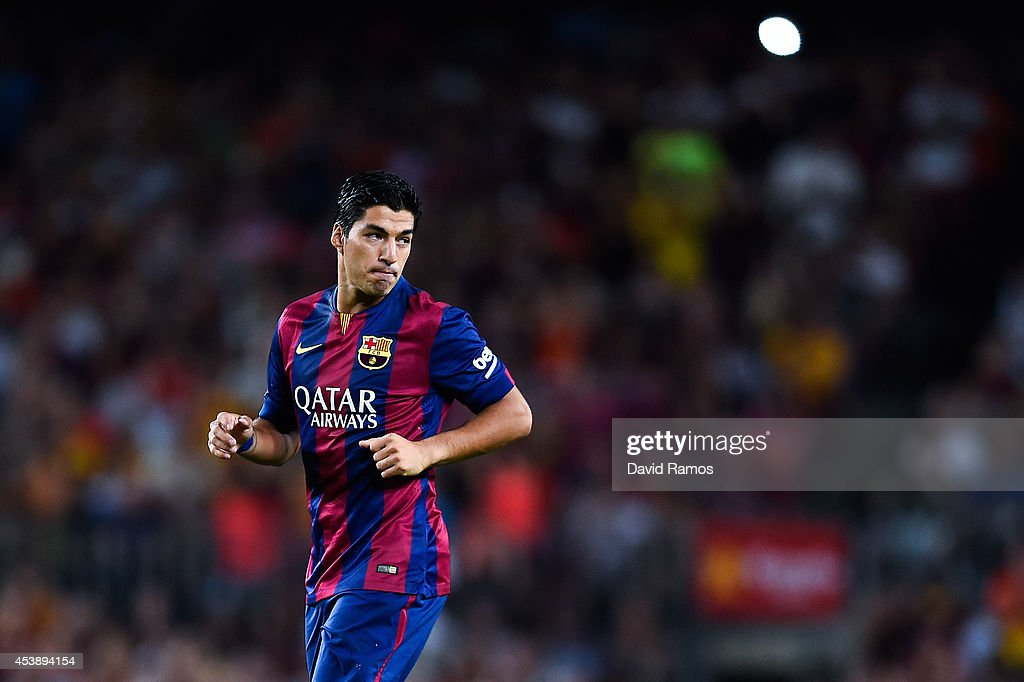 FC Barcelona v Club Leon - Joan Gamper Trophy : News Photo
