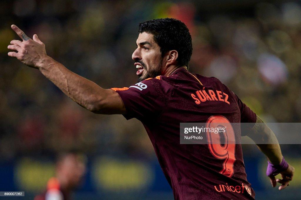 Villarreal v Barcelona - La Liga : ニュース写真