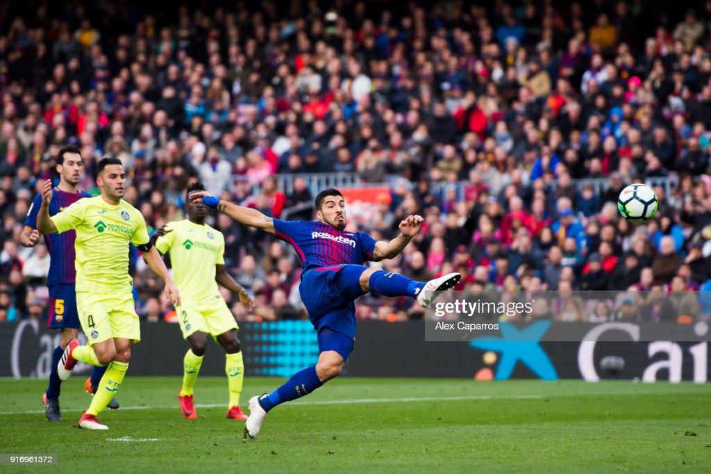 Barcelona v Getafe - La Liga : Foto di attualità
