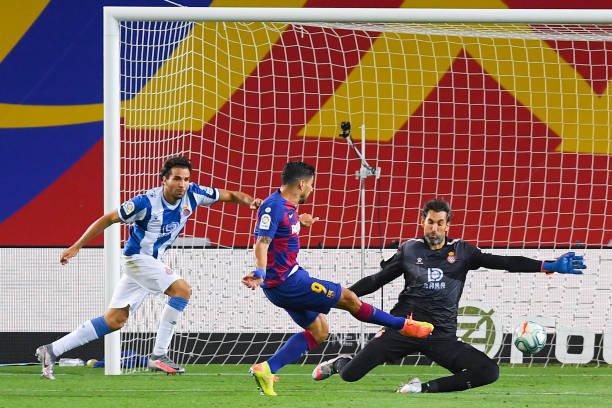 ESP: FC Barcelona v RCD Espanyol  - La Liga