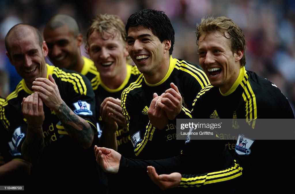 Sunderland v Liverpool - Premier League : ニュース写真