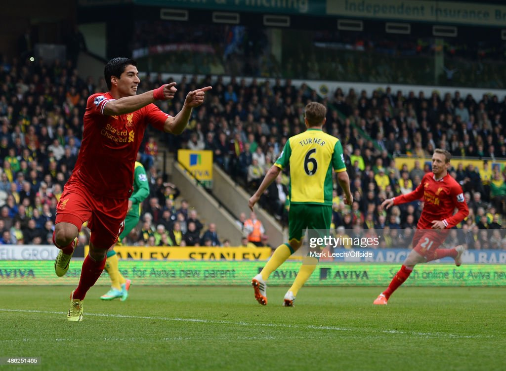 Norwich City v Liverpool : ニュース写真