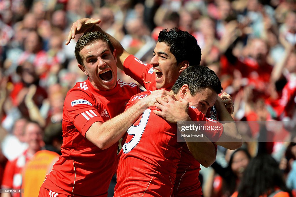 Liverpool v Everton - FA Cup Semi Final : Nachrichtenfoto