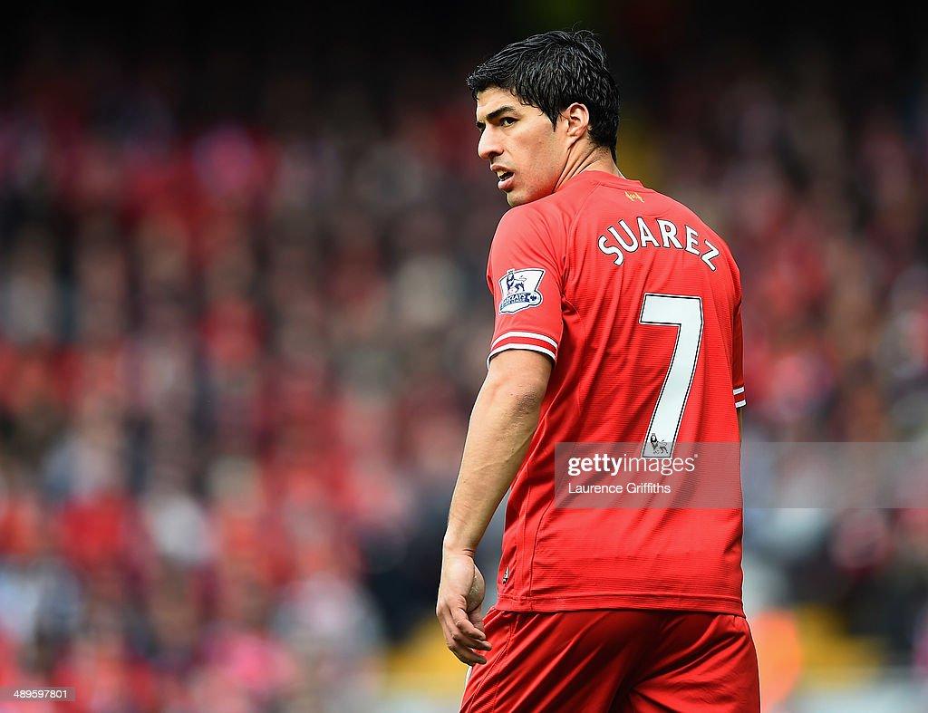 Liverpool v Newcastle United - Premier League : ニュース写真