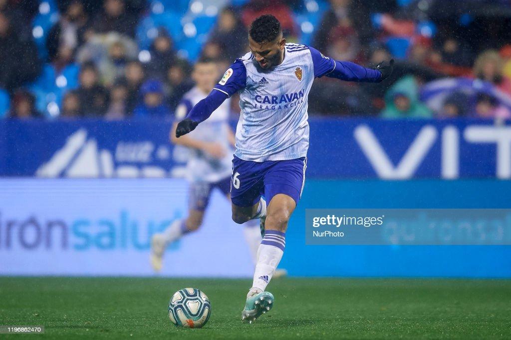 Real Zaragoza v CD Numancia - La Liga Smartbank : News Photo