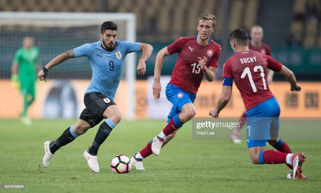 Uruguay v Czech Republic - 2018 China Cup International Football Championship : News Photo