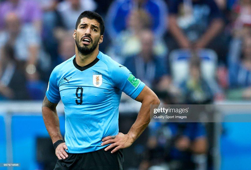 Uruguay v France: Quarter Final - 2018 FIFA World Cup Russia : News Photo