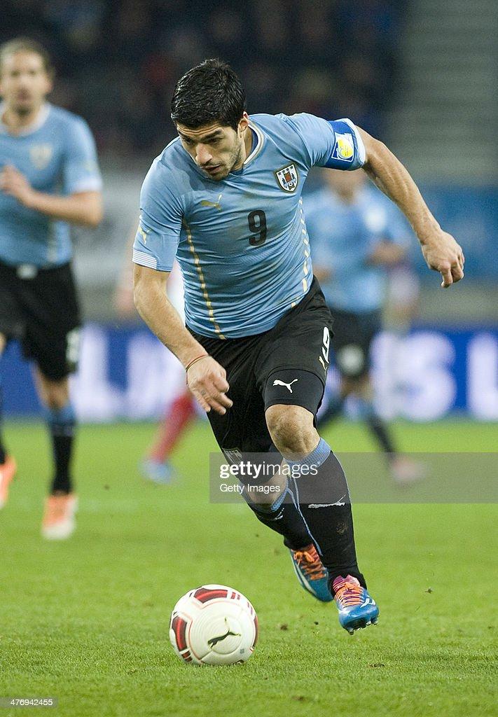 Austria v Uruguay - International Friendly Match : News Photo