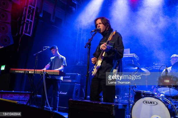 Luis Sullivan and Drew Selby of Rosellas perform at O2 Academy Islington on September 17, 2021 in London, England.