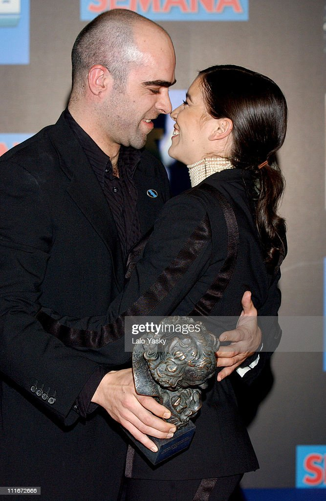 Spanish Cinema Academy Awards - Madrid