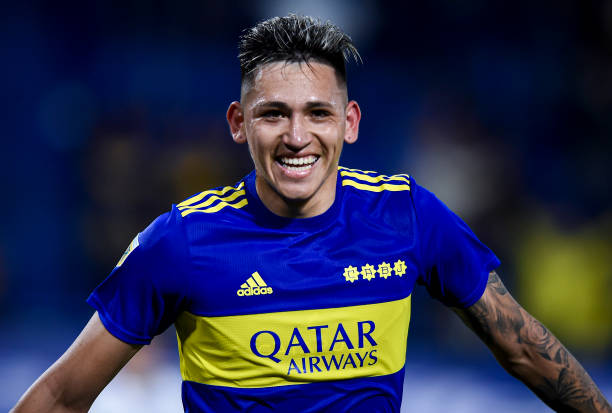 ARG: Boca Juniors v Godoy Cruz - Torneo Liga Profesional 2021