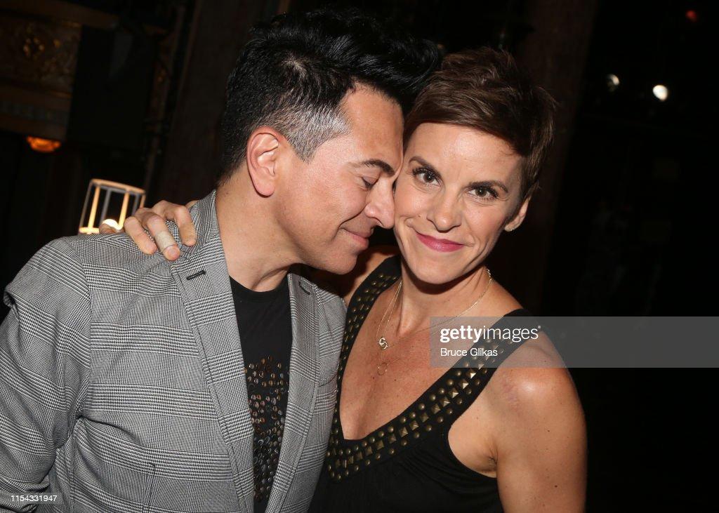 Celebrities Visit Broadway - June 6, 2019 : News Photo
