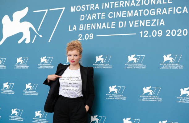 "ITA: ""Und Morgen Die Ganze Welt"" (And Tomorrow The Entire World) Photocall - The 77th Venice Film Festival"