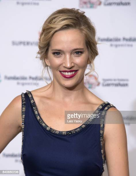 Luisana Lopilato attends the Garraghan Children's Hospital 35th Anniversary Gala at The Hilton Hotel on August 29 2017 in Buenos Aires Argentina