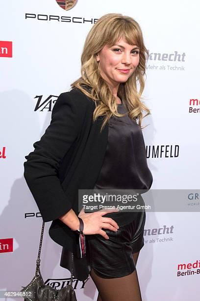 Luise Baehr attends the Medienboard BerlinBrandenburg Reception at Ritz Carlton on February 7 2015 in Berlin Germany