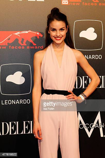 Luise Befort attends the New Faces Award Film 2015 at ewerk on June 18 2015 in Berlin Germany