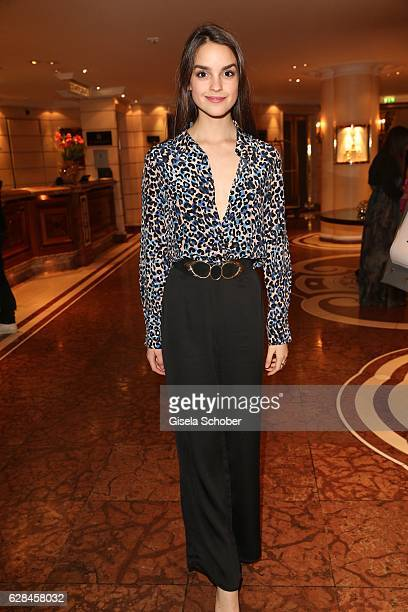 Luise Befort during the 10th Audi Generation Award 2016 at Hotel Bayerischer Hof on December 7, 2016 in Munich, Germany.