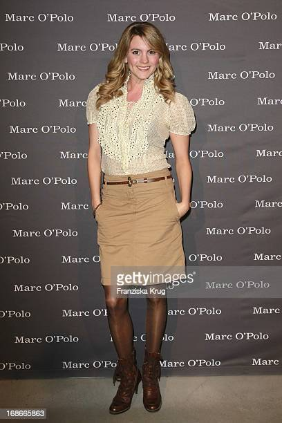 Luise Bähr at Marc O'Polo 10 Pieces Collection Launch in Berlin