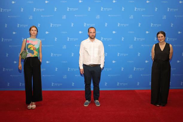 "DEU: ""Ras Vkhedavt, Rodesac Cas Vukurebt?"" (What Do We See When We Look at the Sky?) Premiere - 71st Berlinale International Film Festival Summer Special"