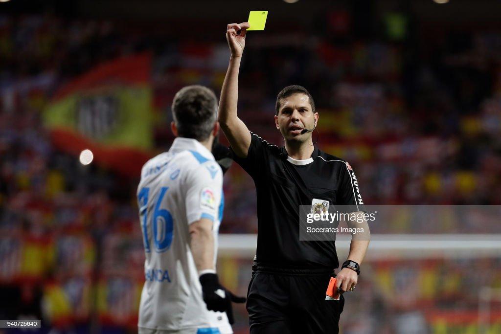 Atletico Madrid v Deportivo la Coruna - La Liga Santander : ニュース写真