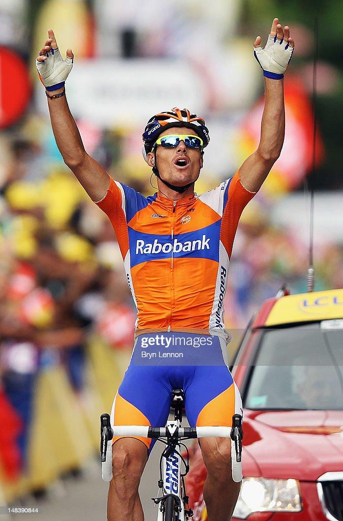 Le Tour de France 2012 - Stage Fourteen