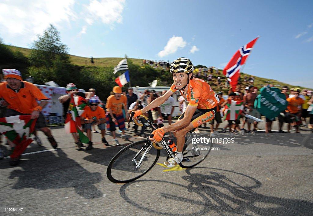 Le Tour de France 2011 - Stage Fourteen : ニュース写真