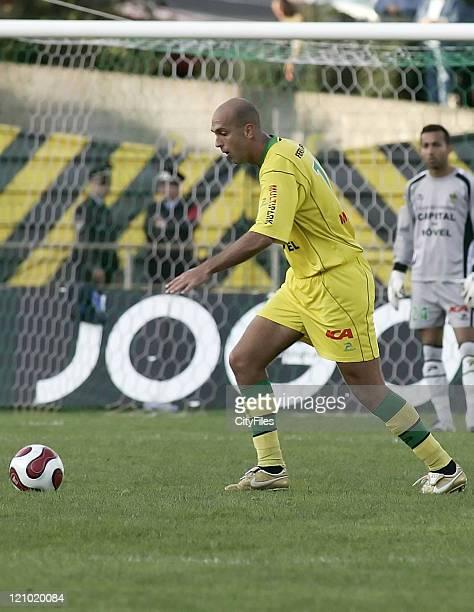 Luiz Carlos of Pacos Ferreira during Maritimo vs Pacos de Ferreira Funchal Portugal in Funchal Portugal