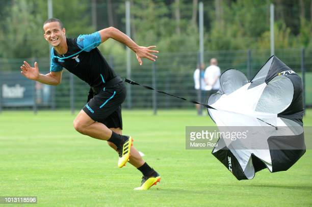 Luiz Felipe Ramos of SS Lazio during the SS Lazio training session on August 8 2018 in Marienfeld Germany