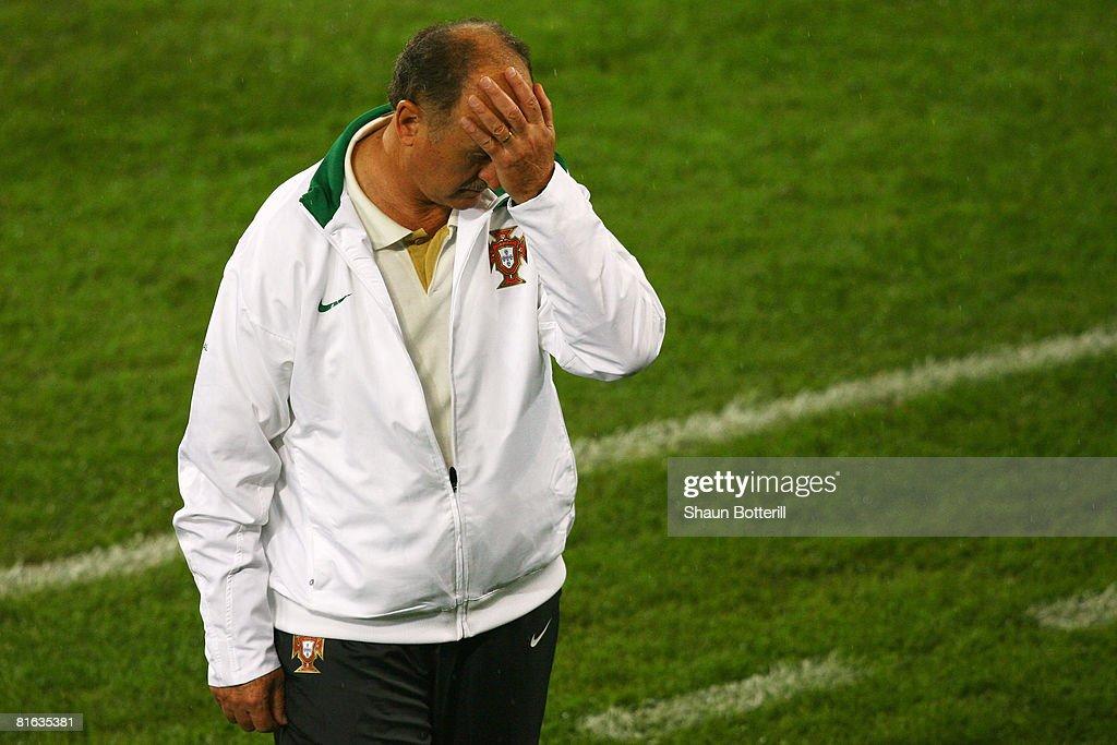 Portugal v Germany - Euro2008 Quarter Final