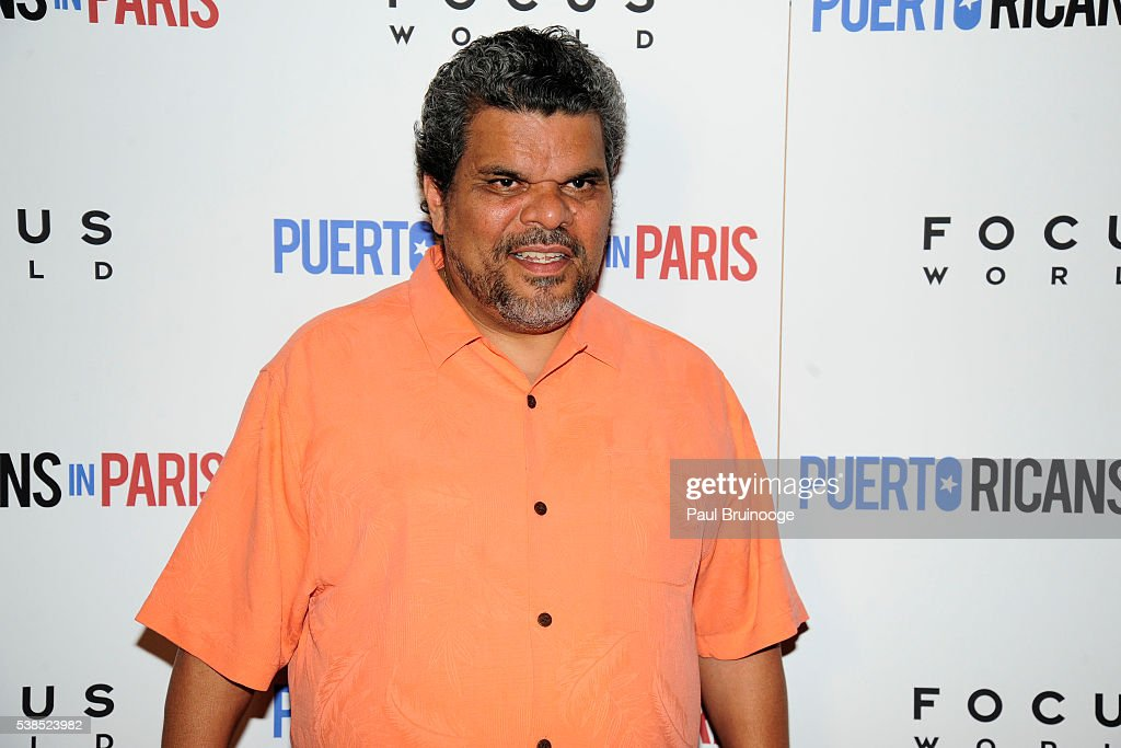 Luiz Guzman attends New York Special Red Carpet Screening of Focus World's PUERTO RICANS IN PARIS at Landmark Sunshine on June 6, 2016 in New York City.