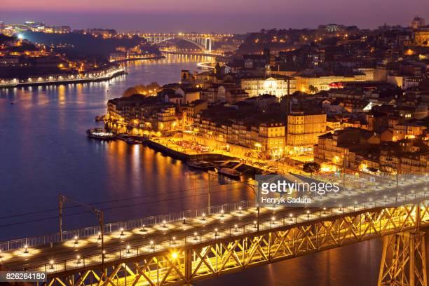 Luiz I Bridge and Historic Center of Porto