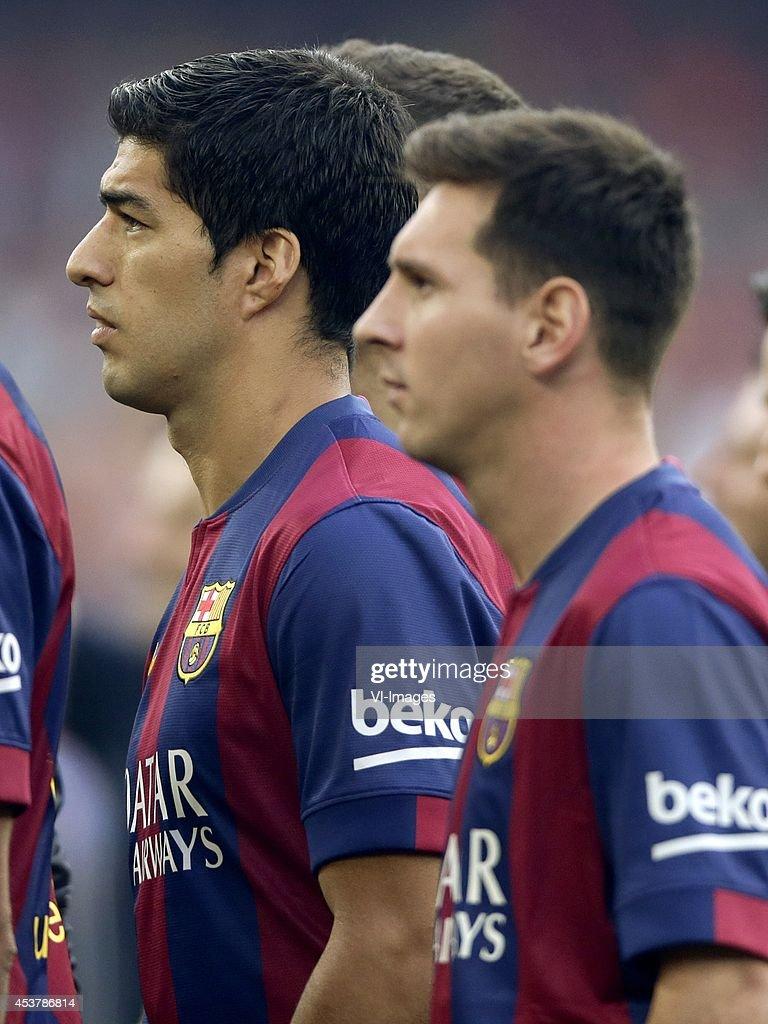 "Joan Gamper Trophy - ""FC Barcelona v Leon F.C."" : News Photo"