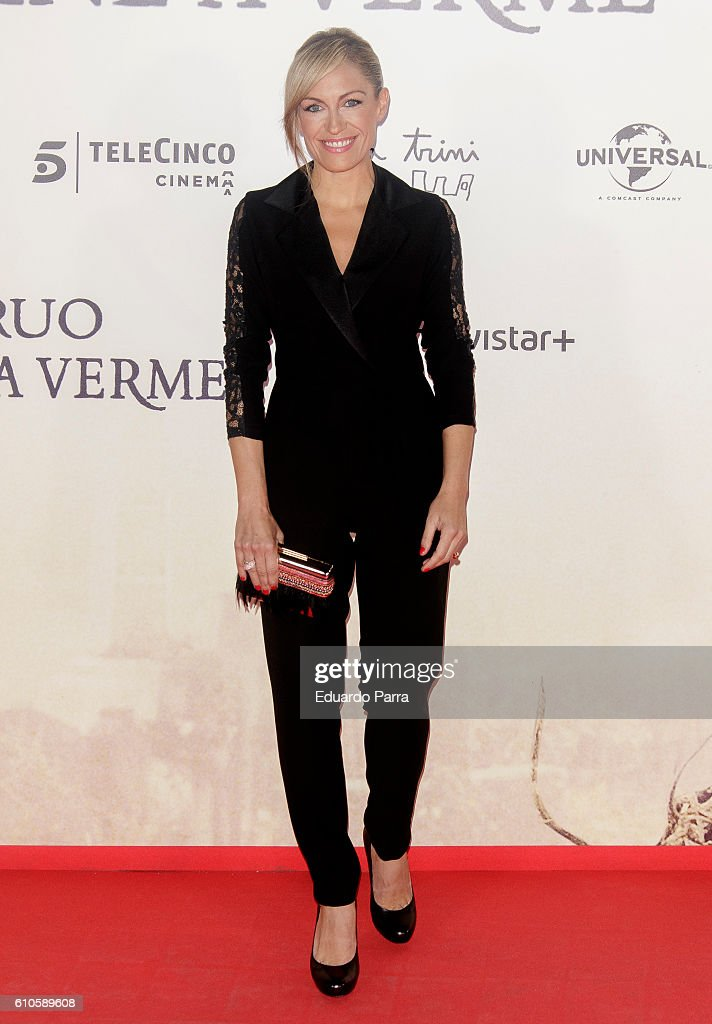 'A Monster Calls'  Madrid Premiere
