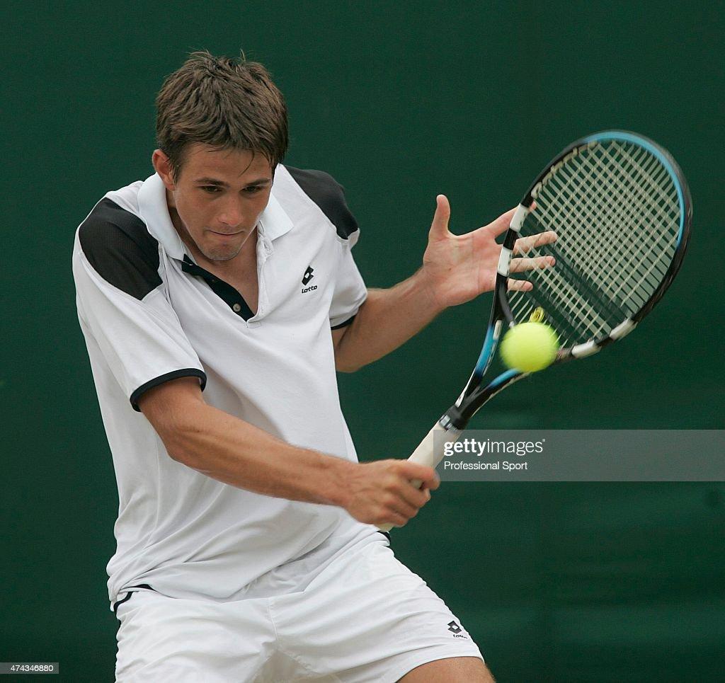 Wimbledon Championships - Day Nine : Foto jornalística