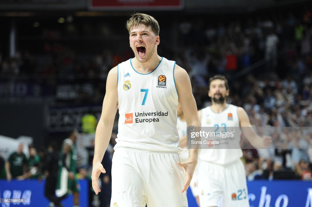 Real Madrid v Panathinaikos Superfoods Athens - Turkish Airlines Euroleague Play off Game Four