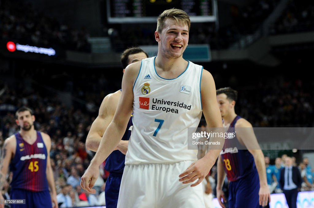 Real Madrid v FCB Lassa: Endesa League