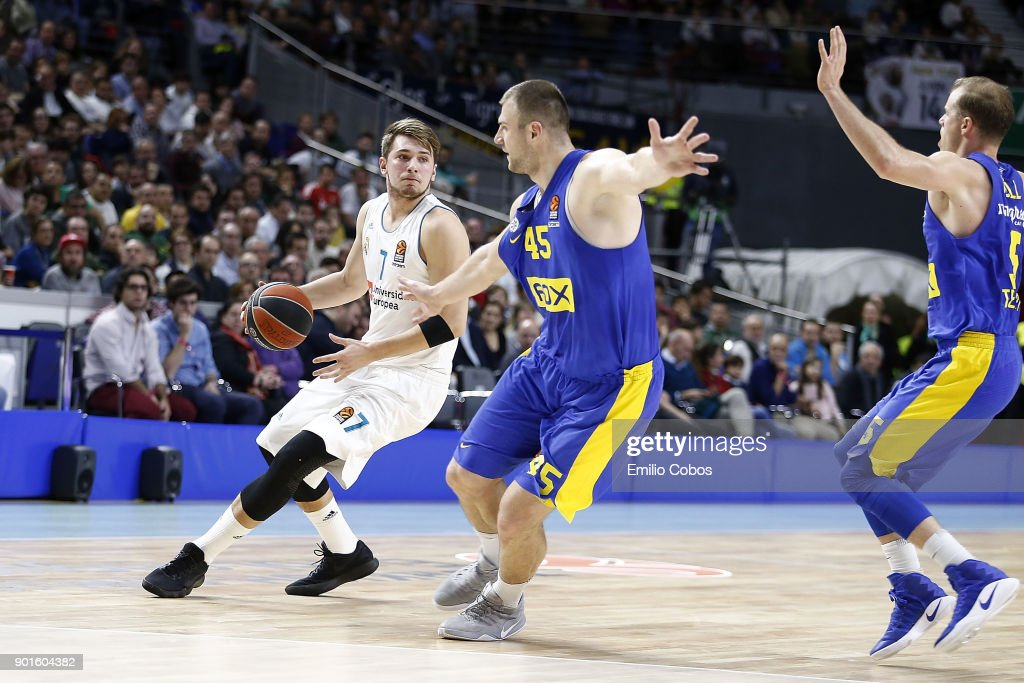 Real Madrid v Maccabi Fox Tel Aviv - Turkish Airlines EuroLeague
