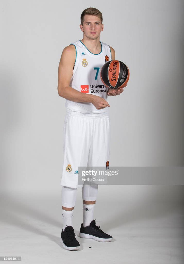 Real Madrid 2016/2017 Media Day - Turkish Airlines EuroLeague