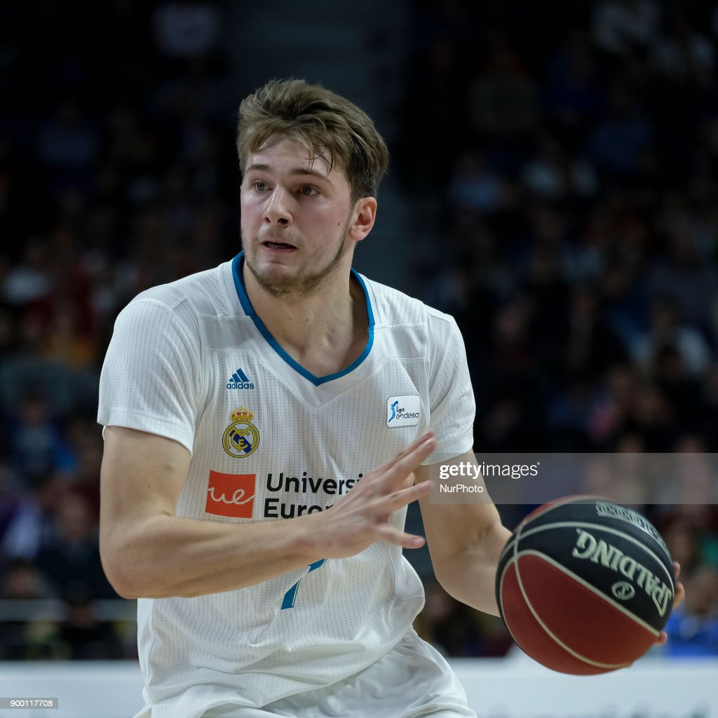 Real Madrid v Movistar Estudiantes - Spanish ACB basketball