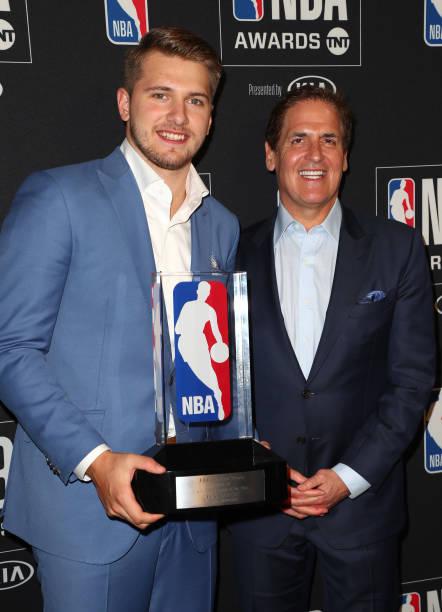 CA: 2019 NBA Awards Presented By Kia On TNT - Press Room