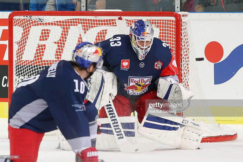Red Bull Salzburg v SonderjyskE Vojens - Champions Hockey League