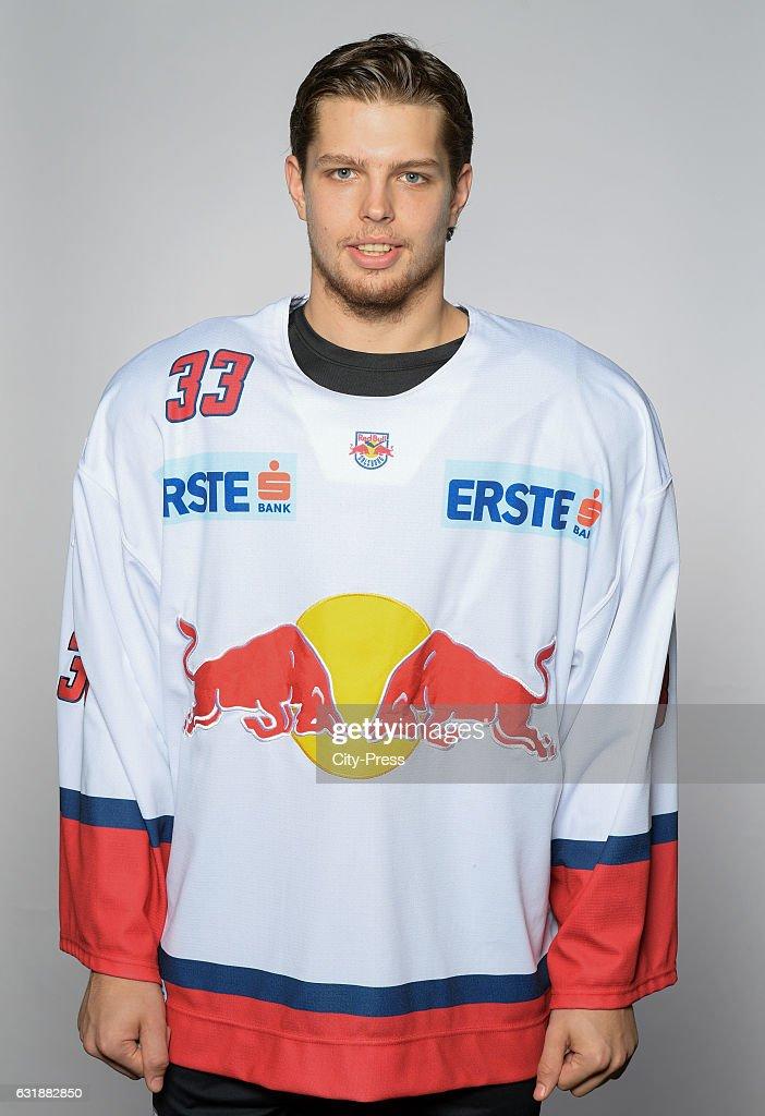EC Red Bull Salzburg - portrait shot